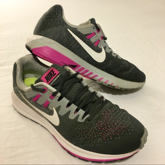Nike Chaussures Zoom Structure 20 Poshmark